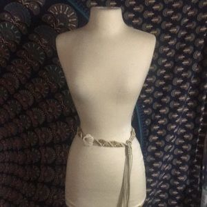 Accessories - Rope Belts